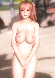 Erotic DOA - Dead or Alive 5 Last Round HDM Nude Mod - part 14