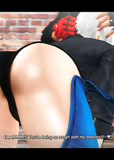 THE KING OF FIGHTERS / ANGEL THE HORNY DEVIL - part 2
